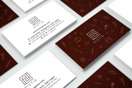 ON Portfolio - Pistis Call cards